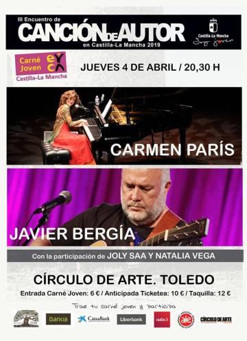 III Encuentro de Canción de Autor en Castilla-La Mancha