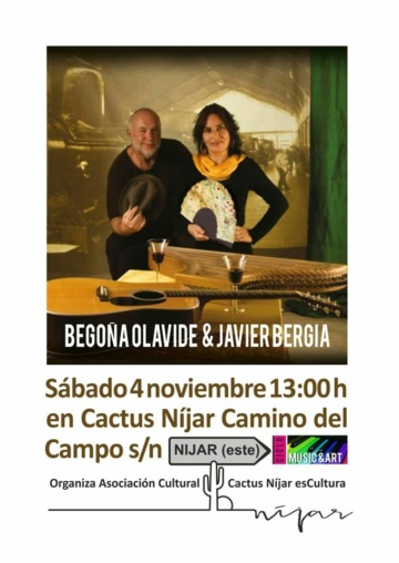 "Javier Bergia & Begoña Olavide "" Almería Tour"""