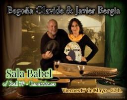 Olavide &  Bergia en Babel – Torrelodones – Madrid.