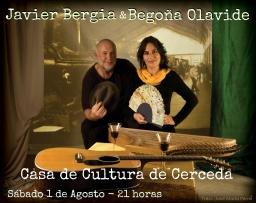 Begoña Olavide & Javier Bergia