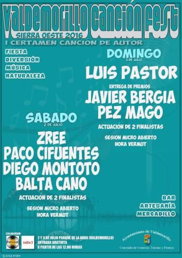 """Javier Bergia  en  """"vivito y coleando"""""""
