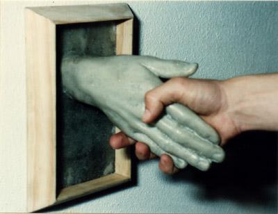 Shake my hand, 1993