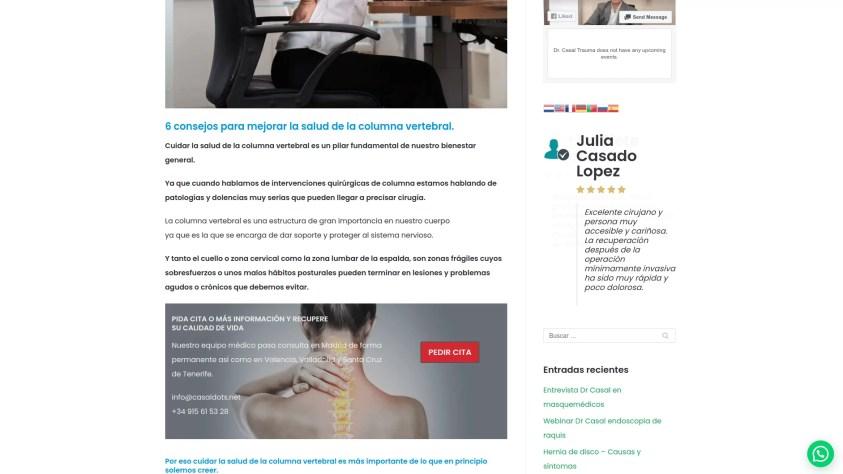 medicos blog