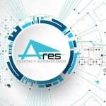 Logo puertas Ares