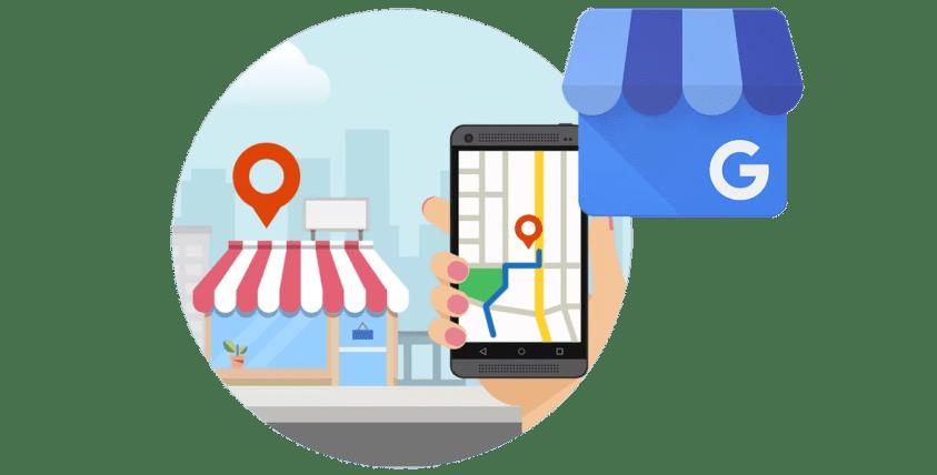 Google My Business ficha para SEO Local