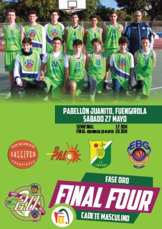 Final Four EBG CAD M ORO 17