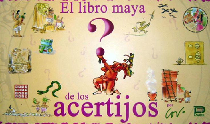 ACERTIJOS MAYAS