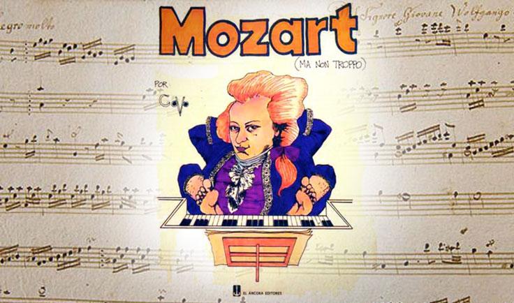 Mozart (Ma non troppo)