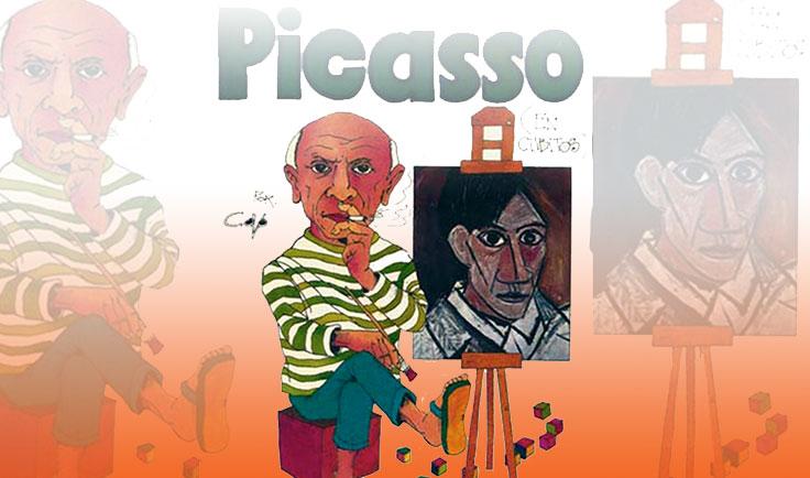 Picasso (en cubitos)