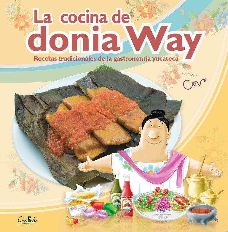 LA COCINA DE DONIA WAY