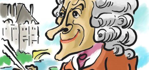 Voltaire, el cáustico