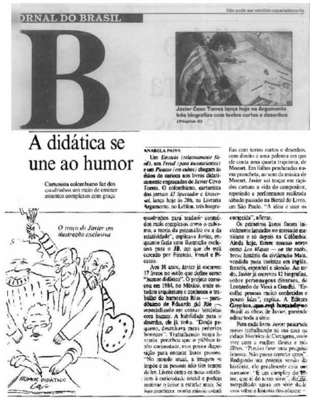 Recortes de Prensa