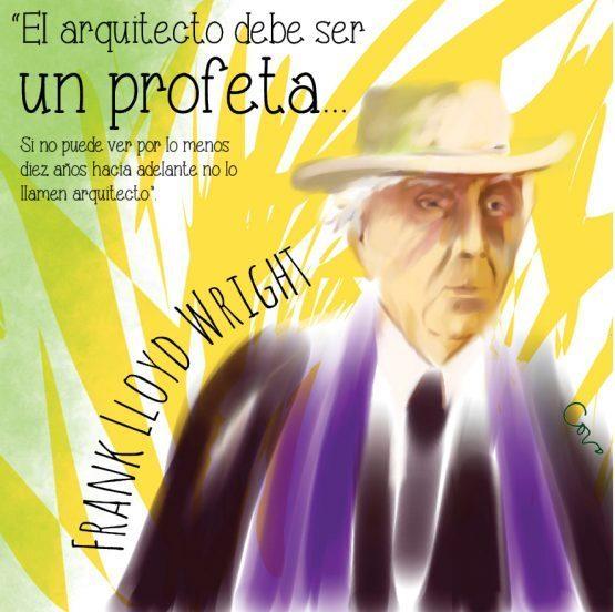 Frank Lloyd Wright precursor de la arquitectura orgánica