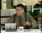 Monedero al más puro estilo neoyorquino Larry King (CNN)