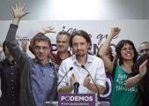 Parece que la alegria ha sido efímera en Podemos