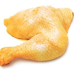 Contramuslos Pollo de Corral