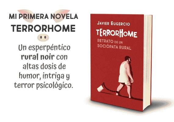 Cabecera promo Terrorhome - Blog Ficción Literaria, relatos cortos y microficción