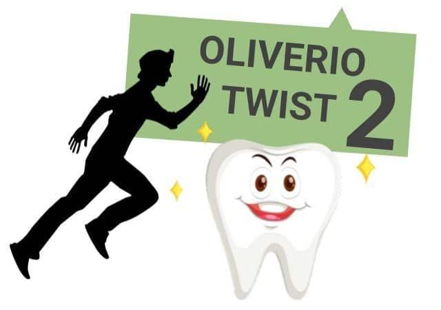 Oliverio Twist 2: Oliverio y el disfraz de muela