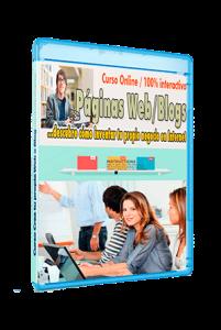 curso gratuito para montar una Web o Blog