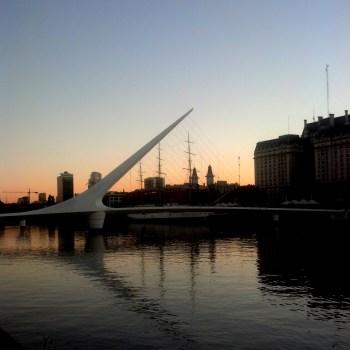 Otro águlo: Puente de la mujer