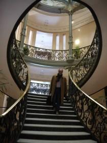 En la Sede de la Sociedad General de Autores y Editores Españoles