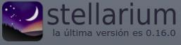 Stellarium el planetario de Código Abierto