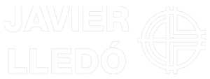 Javier Lledó logo blanco transparente SMALL