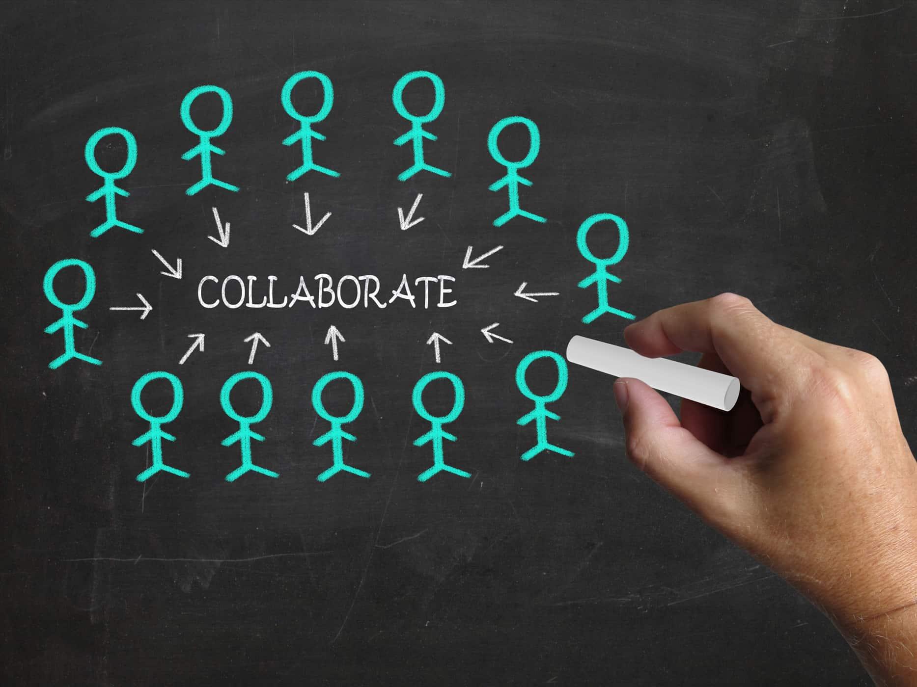 Colaboración mediante Coaching de Equipos