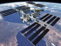 La ISS cruza Valencia esta noche