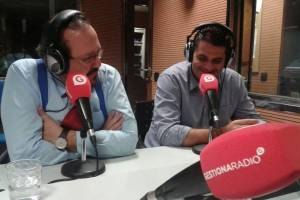 Javier Peris en el Programa de Radio Tecnología y Sentido Común #TYSC