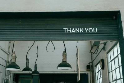 agradecer para fidelizar clientes