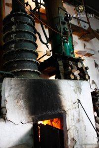 Destilación · Proceso de Elaboración Ron Aldea · La Palma · Islas Canarias