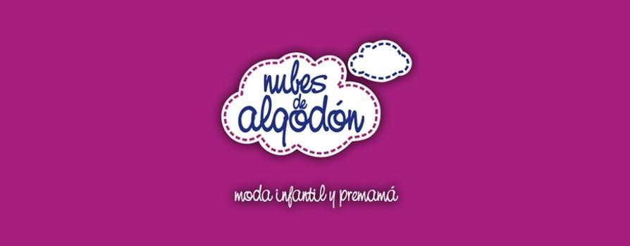 Logotipo Nubes de Algodón