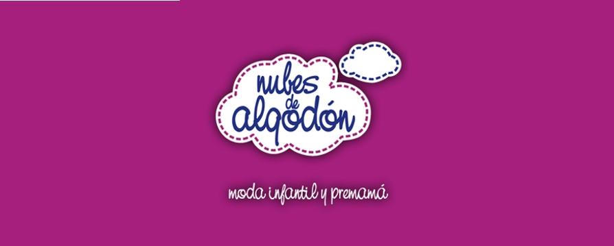 destacada_Logotipo Nubes de Algodon · Moda Infatil y premamá · javiersebastian · San Andrés y Sauces