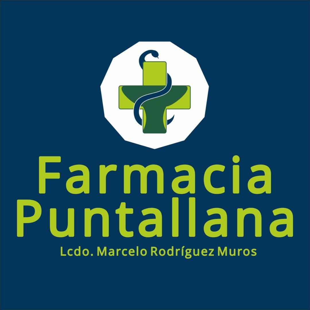 Diseño de Logotipo Farmacia Puntallana · La Palma