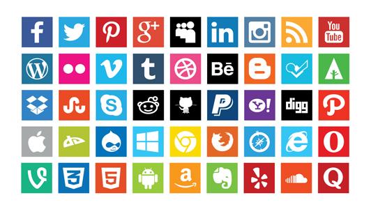 elige las redes sociales adecuadas