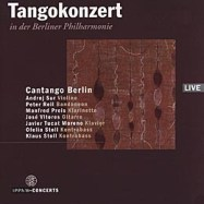 Javier Tucat Moreno - Tangokonzert