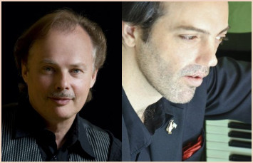 Harri Kaitila y Javier Tucat Moreno