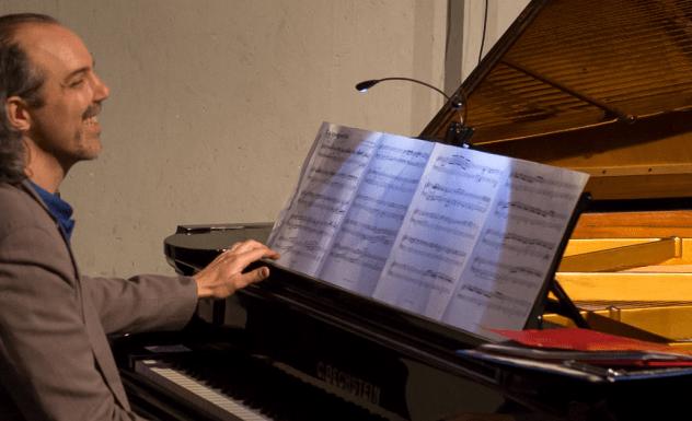 Javier Tucat Moreno - Piano Tango