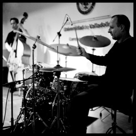 7 J. Vercher trio (AIE Jazz en Ruta Palencia) Copyright Luis Blasco