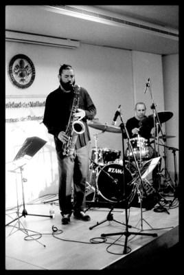 9 J. Vercher trio (AIE Jazz en Ruta Palencia) Copyright Luis Blasco