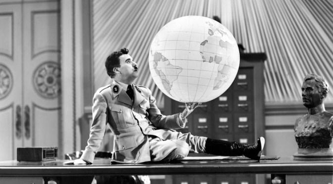 Parodia de Hitler de Chaplin