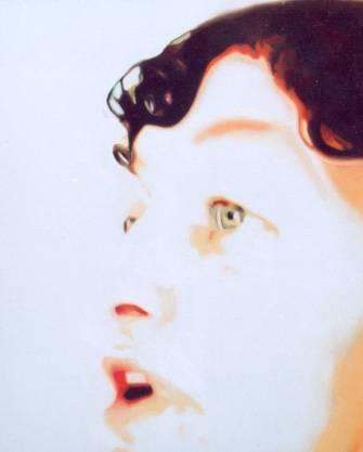 """""""Creo"""", óleo/lienzo, 100x73 cm"""