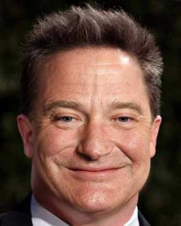 Robin Williams + Brendan Fraser