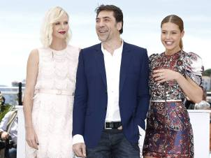 Charlize Theron, Javier Bardem & Adèle Exarchopoulos