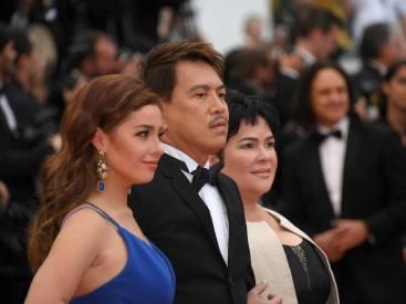 Jaclyn Jose, Brillante Mendoza & Andi Eigenmann