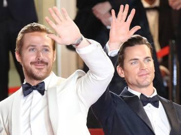 Ryan Gosling & Matt Bomer