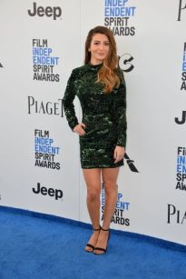 Mandatory Credit: Photo by Paul Smith/Featureflash/Silv/REX/Shutterstock (8435461gr) Nasim Pedrad 2017 Film Independent Spirit Awards, Santa Monica 25 Feb 2017