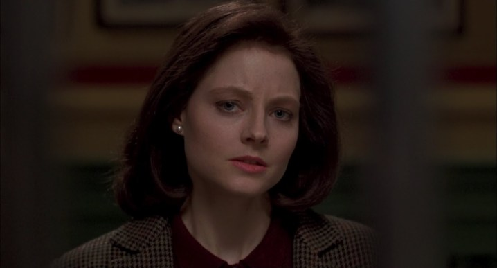 CLARICE STARLING – THE SILENCE OF THE LAMBS 1