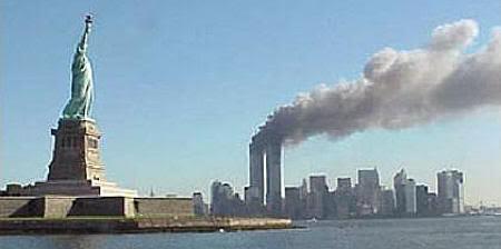 """El """"skyline"""" de Nueva York ya nunca más será igual..."""
